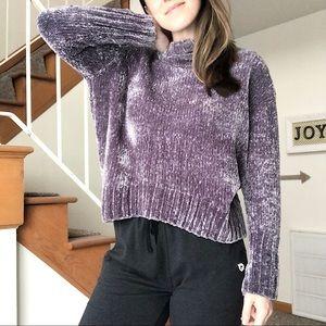 🔥Cynthia Rowley Chanille Sweater